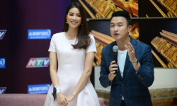 Phạm Hương góp mặt trong show thực tế về nghề MC