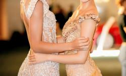 Hoa hậu Pháp Flora Coquerel đến Hà Nội diễn thời trang của NTK Hoàng Hải