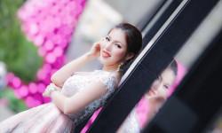 Đồng hồ thời gian đếm ngược chào đón Đêm chung kết Hoa hậu Vietnamese- American