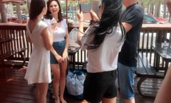 Những hoạt động sôi nổi của thí sinh Hoa hậu Vietnamese- American