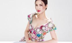 Đông Nhi biến hoá quyến rũ và xinh đẹp lộng lẫy trong váy áo kiêu sa