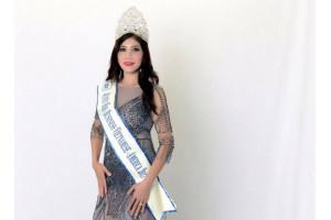 Hoa hậu doanh nhân Michelle Huỳnh sang trọng và quyến rũ trong loạt ảnh sau đăng quang