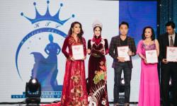 Hoa hậu Hoàng Ngọc Bảo Anh lấn át dàn mỹ nhân tại tại Ms Vietnam Beauty International Pageant 2017