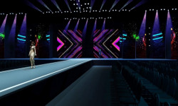 'Đêm hội chân dài' trở lại hoành tráng hơn với sân khấu 5 tỷ tại Berlin