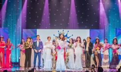 Ngắm mãi không chán vẻ đẹp quyến rũ của Hoa hậu Khánh Trinh (Trista Võ)