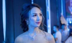 Ngọc Diễm khoe bộ trang sức nửa tỷ tại Festival Biển Nha Trang