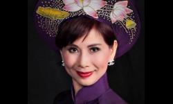 Chân dung nhan sắc đẹp phúc hậu của hoa hậu doanh nhân toàn cầu Lương Thu Hương