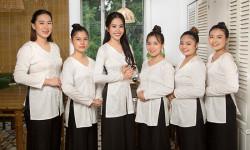 Hoa hậu Trái đất Việt Nam 2016 Nam Em sẽ khai trương nhà hàng ẩm thực N.E food