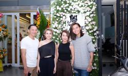 Diễn viên Hữu Tiến cùng con gái Thủy Tiên khai trương cơ sở đẹp lý tưởng cho giới nghệ sĩ