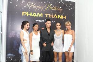 CEO Kristine Thảo Lâm chi mạnh tay cho buổi tiệc xa hoa, hoành tráng trong sinh nhật Phạm Thành