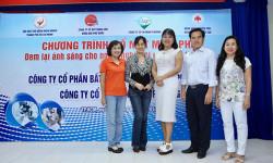 Á khôi Hồ Thị Thanh Hương- Mang ánh sáng cho bệnh nhân nghèo