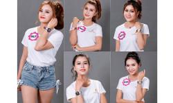 Top 18 Người đẹp công sở 2017 đẹp phong cách với đồng hồ Mangosteen