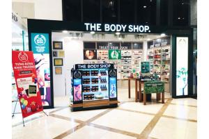The Body Shop: Khai trương cửa hàng thứ 21 tại TTTM Nowzone