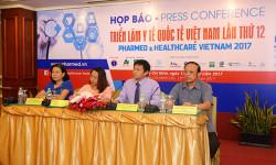 Triển lãm Y tế quốc tế Việt Nam lần thứ 12 – Pharmed & Healthcare Vietnam - PHARMEDI 2017