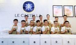 """Các tín đồ ẩm thực đang săn lùng """"Bông lan khổng lồ"""" của Le Castella Việt Nam"""