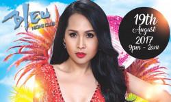 Minh Thư sẽ có mặt trong đêm chung kết Hoa hậu Vietnamese- America 2017