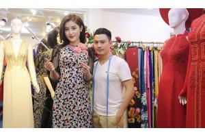 Ngô Nhật Huy thiết kế trang phục cho Á hậu Huyền My tham dự Miss Grand International