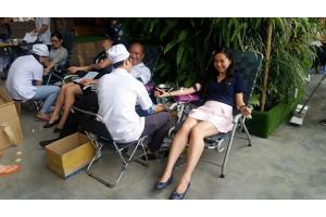 CapitaLand Việt Nam và The Ascott: Tổ chức hiến máu nhân đạo lần thứ 11