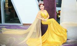Ngắm vẻ đẹp thách thức thời gian của Hoa hậu phu nhân Lương Thu Hương