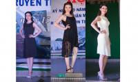Ba người đẹp Mai Hải Nhi, Nguyễn Nhật Thảo, Nguyễn Mai Anh đọ sắc thu hút ánh nhìn