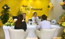 Kinh doanh và Dịch vụ Khách hàng Sun Life Việt Nam đồng loạt khai trương 5 Văn phòng