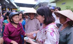 Tâm huyết về những hoạt động thiện nguyện Bà Hiền tổ chức trong suốt nhiều năm qua