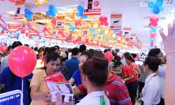 Quà tặng khủng – mua sắm 100% có quà tại Nguyễn Kim