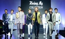 Chín ca sĩ mở màn hoành tráng tạo sức sống cho BST Vũ khúc mùa đông của NTK Oanh Phan