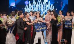 Đinh Hiền Anh xuất sắc giành vương miện Nữ hoàng Kim cương Empire 2017