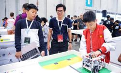 Khép lại cuộc thi WRO 2017: đội tuyển Việt Nam đạt được nhiều thành tích ấn tượng