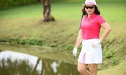 Bùi Vân Anh tiếp tục sứ mệnh truyền cảm hứng Golf Queen