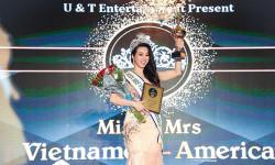 Hoa hậu phu nhân thế giới tại Mỹ gọi tên Mi Mi Trần