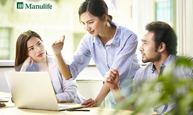 """""""Manulife – Điểm Tựa Đầu Tư"""" là sản phẩm ưu việt với những đặc điểm nổi bật dành cho khách hàng"""