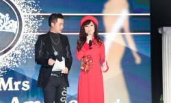 Ca sĩ, MC Kavie Trần người giữ linh hồn cho đêm chung kết đấu trường nhan sắc Miss& Mrs Vietnamese- America tại Florida- Hoa Kỳ