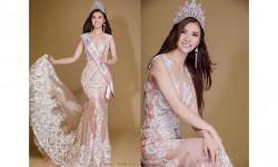 Giây phút tràn ngập cảm xúc của Hoa hậu Super model tại cuộc thi Ms Vietnam Beauty International Peagant