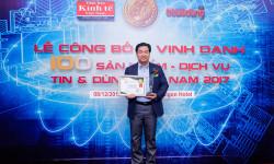 LOCK&LOCK TIẾP TỤC ĐƯỢC VINH DANH 'TOP 10 SẢN PHẨM, DỊCH VỤ TIN & DÙNG NĂM 2017'