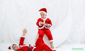 Vui Giáng Sinh – Mừng năm mới 2018 Tại Phim Trường Bambini