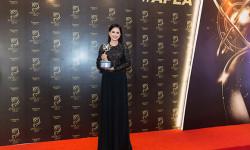 Lê Hồng Thủy Tiên tiếp tục được ghi nhận thành công với giải thưởng Doanh nhân Châu Á Thái Bình Dương 2017
