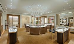 Cartier khai trương lại cửa hàng tại khách sạn Rex TP.HCM