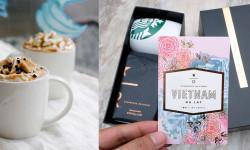 Starbucks Việt Nam giới thiệu thức uống mới và bộ quà tặng Tết đặc biệt