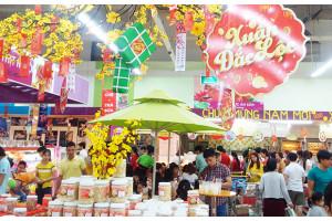 Big C 'không tăng giá' 11.300 sản phẩm trong dịp Tết Mậu Tuất 2018
