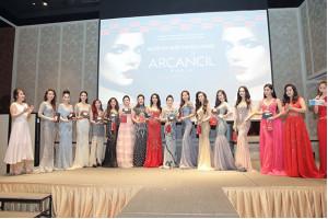 NTK Nhật Phương mang cảm xúc thăng hoa trong sự kiện ra mắt mỹ phẩm Arcancil