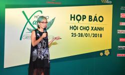 Sắp diễn ra Hội Chợ Xanh – Green Expo 2018