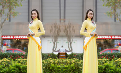 Miss Nụ Cười Tỏa Sáng Bảo Hân công ty người Mẫu IL Model sẽ tham gia cuộc thi Hoa hậu Việt Nam 2018