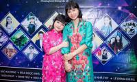 Trang Nhung sát cánh cùng con gái Bích Ngọc trong chương trình hát từ thiện