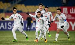 """Cùng PNJ lập bộ huy chương """"Niềm Tin Vàng"""" dành tặng U23 Việt Nam"""