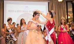 """Hoa hậu Đinh Hiền Anh """"đánh bật"""" dàn mỹ nhân tại cuộc thi Hoa hậu Quốc tế Ấn Độ"""