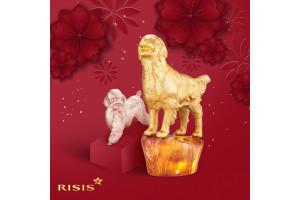 """Tại sao nên """"nghênh"""" tượng linh khuyển của RISIS vào đầu năm Mậu Tuất"""