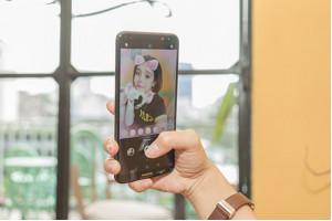 Mở khóa bằng gương mặt và Ar Selfie được cập nhật miễn phí trên Huawei Nova 2i