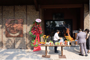 Đàm Thu Trang lấn sân sang lĩnh vực kinh doanh nhà hàng